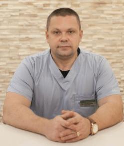 Довгий Юрий Владимирович
